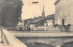 Vezelise Le Pont Sur Le Brenon - Vézelise