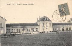Saint Sauvant Groupe Scolaire - Saint-Sauvant