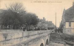 Pontorson Le Pont Sur Le Couesnon - Pontorson