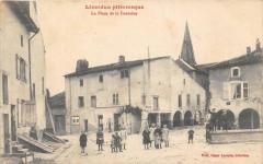 Liverdun La Place De La Fontaine - Liverdun