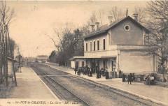 Sainte Foy La Grande La Gare - Sainte-Foy-la-Grande