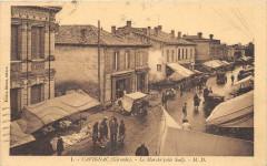 Cavignac Le Marche Cote Sud (cliché pas courant - Cavignac