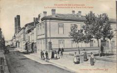Villefranche De Lauragais Nouvelle Gendarmerie - Villefranche-de-Lauragais