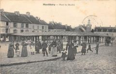 Place du Marché - Montlhéry