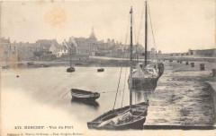 Roscoff Vue Du Port (dos non divisé) - Roscoff