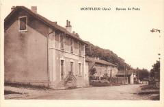 Montfleur Bureau De La Poste - Montfleur
