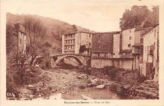 Rennes Les Bains Pont De Sals (cliché pas courant - Rennes-les-Bains