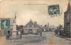 Busigny La Rue De L'Eglise - Busigny