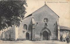Romagne Eglise Paroissiale - Romagne