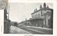Gare De Seyssel (dos non divisé) - Seyssel