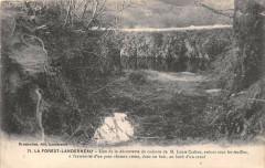 La Forest Landerneau Lieu De La Decouverte Du Cadavre De M.louis Cadiou E 29 Landerneau