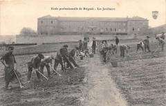 Ecole Professionnelle De Brignais Les Jardiniers - Brignais