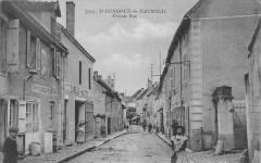 Saint Gengoux Le National Grande Rue - Saint-Gengoux-le-National