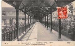 Hospice Departemental De Villejuif Galerie Est Des Services Generaux - Villejuif