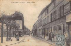 Montmagny Rue De La Mairie - Montmagny