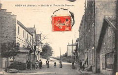 Odenas Mairie Et Route De Beaujeu 69 Odenas