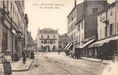 Oullins La Grande Rue - Oullins