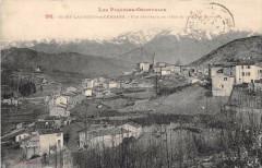 Saint Laurent De Cerdans Vue Generale De L'Est Et Mont Canigou 66 Saint-Laurent-de-Cerdans