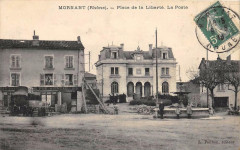 Mornant Place De La Liberte La Poste - Mornant
