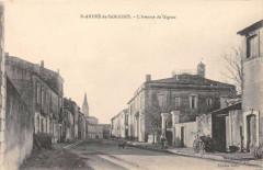 Saint Andre De Sangonis L'Avenue De Gignac - Gignac