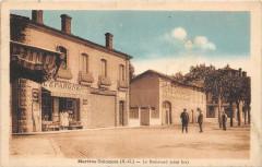 Martres Tolosane Le Boulevard Cote Est - Martres-Tolosane
