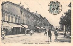 Villeurbanne Place Des Maisons Neuve - Villeurbanne