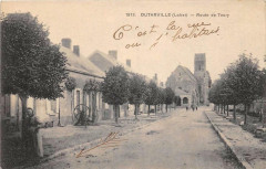 Outarville Route De Toury - Outarville