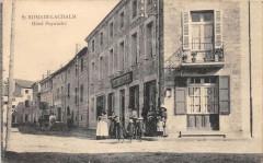 Saint Romain Lachalm Hotel Peyrrache (cliché pas courant - Saint-Romain-Lachalm