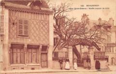 Beaugency Hotel Saint Etienne (animée - Beaugency