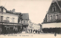 Montivilliers Rue Casimir Perier - Montivilliers