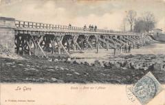 Riscle Pont Sur L'Adour - Riscle