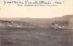 Grammont Vue Generale Haute Saone - Grammont