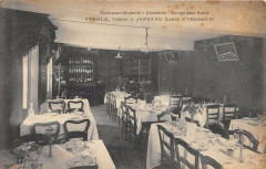 Jargeau Ayrole Traiteur A Jargeau Restaurant Moderne (cpa rare - Jargeau