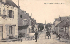 Chantelle La Font Neuve - Chantelle