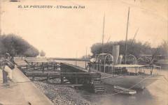 Le Pouliguen L'Estacade Du Port - Le Pouliguen