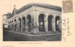 Carbonne Halle Des Marchands (dos non divisé) - Carbonne