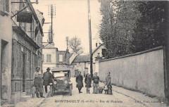 Montsoult Rue De Pontoise - Montsoult