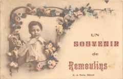 Un Souvenir De Remoulins - Remoulins