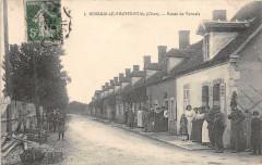 Bessais Le Fromental Route De Vernais - Vernais