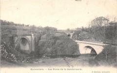 Eymoutiers Les Ponts De La Gendarmerie - Eymoutiers