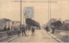 Rosny Sous Bois Le Vieux Pays Vu Du Pont Du Chemin De Fer 93 Rosny-sous-Bois
