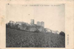 Caseneuve Le Chateau Les Remparts - Caseneuve