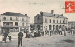 Loue Sarthe Halles - Loué