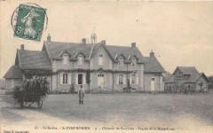 Saint Symphorien Chateau De Sourches (cliché pas courant - Saint-Symphorien