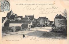 Beaulieu Sur Loire Entree Route De Chatillon - Beaulieu-sur-Loire