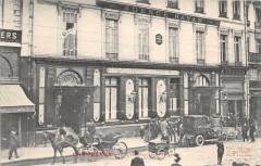 Paris IIe Champeaux Facade Place De La Bourse (Belle Animation Voiture At - Paris 2e