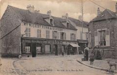 Villiers Sur Marne Un Coin De La Rue De Paris 94 Villiers-sur-Marne