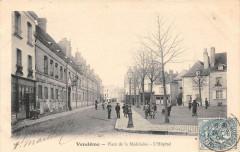 Vendome Place De La Madeleine L'Hopital - Vendôme