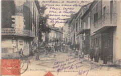 Cazaubon Rue De La Mairie - Cazaubon