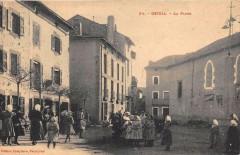 Osseja La Place - Osséja